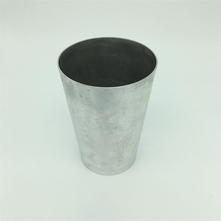 铝旋压件  90x130铝灯筒