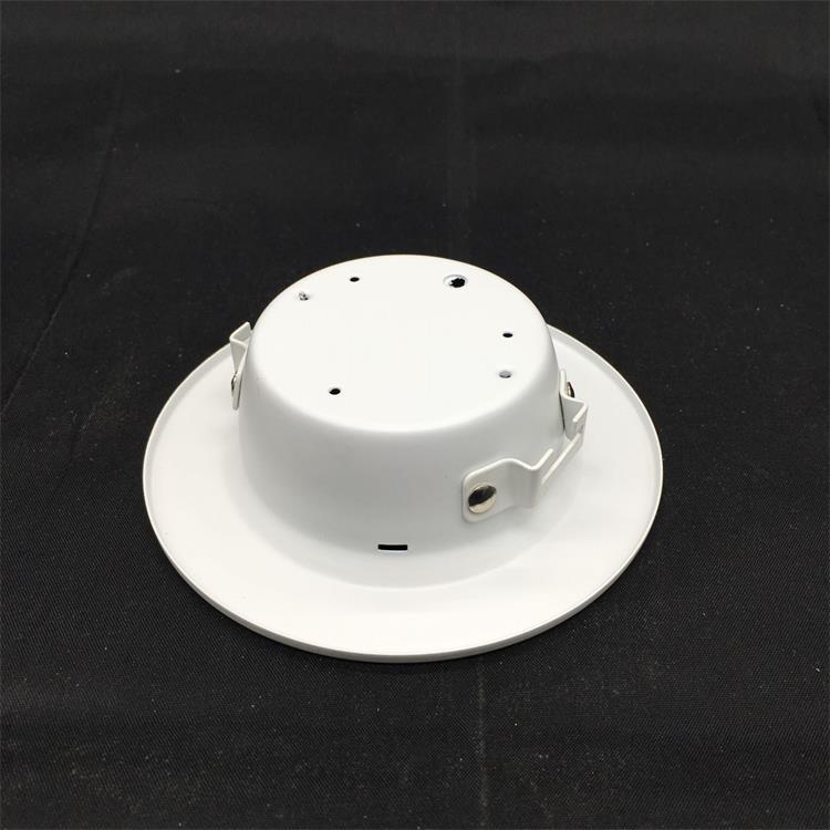 3寸LED筒灯外壳